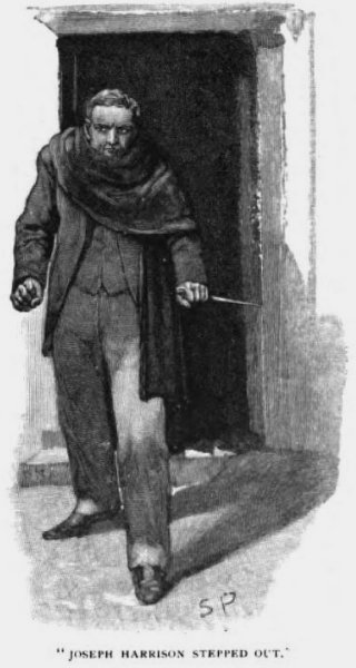 Sherlock Holmes The Naval Treaty Mr. Joseph Harrison stepped out into the moonlight
