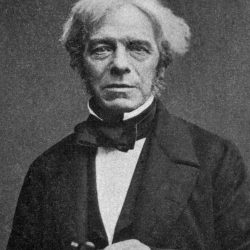 Michael Faraday Photograph