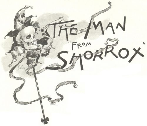 The Man from Shorrox by Bram Stoker