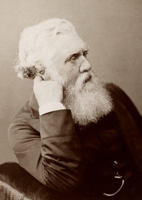 Sir Austen Henry Layard Photograph