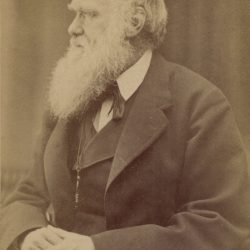 Charles Darwin Photograph by Oscar Rejlander