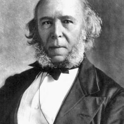 Herbert Spencer Photograph