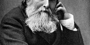 John Ruskin Photograph