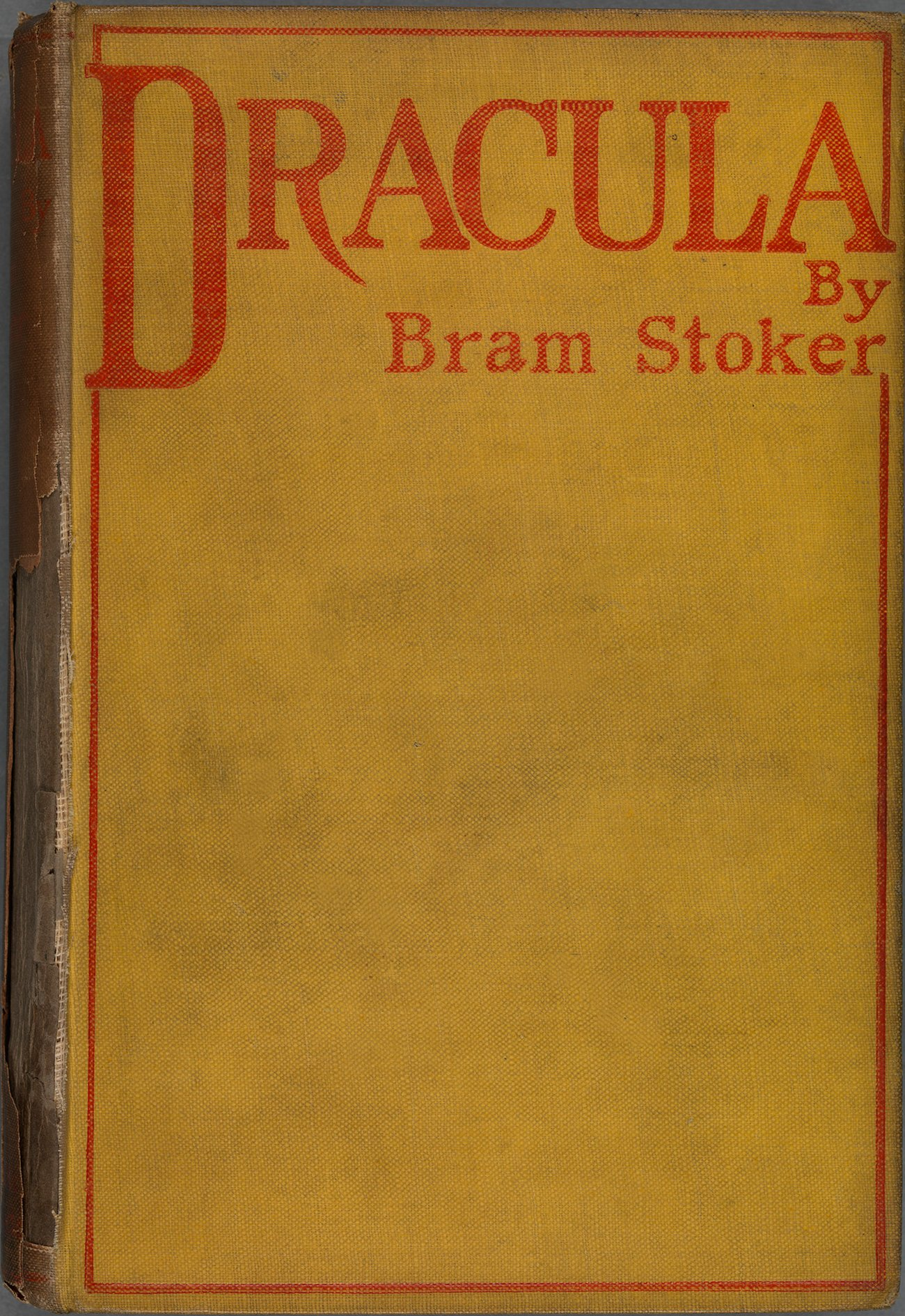 dracula bram stoker essay Essays on bram stoker dracula we have found dracula by bram stoker this is one of the novels that was this brief essay will seek to underscore and.