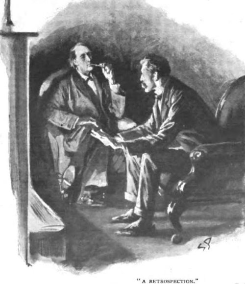 Sherlock Holmes The Hound of the Baskervilles A Retrospection