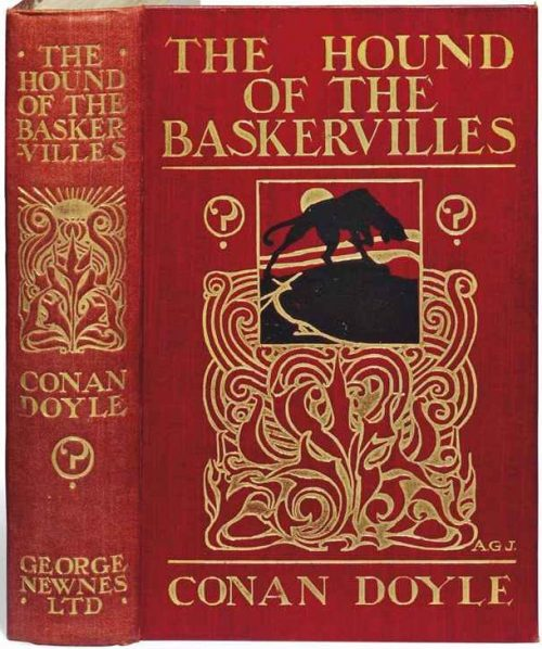 Sherlock Holmes The Hound of the Baskervilles by Arthur Conan Doyle