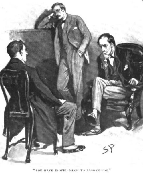 Sherlock Holmes The Hound of the Baskervilles You have indeed much to answer for