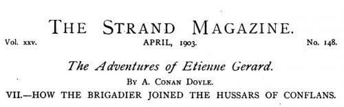 How the Brigadier Captured Saragossa The Strand Magazine
