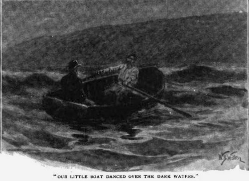 The Last Adventure of the Brigadier Our little boat danced over the dark waters