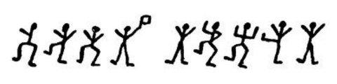 Sherlock Holmes The Dancing Men Code Cipher Three