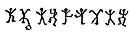 Sherlock Holmes The Dancing Men Code Cipher Two