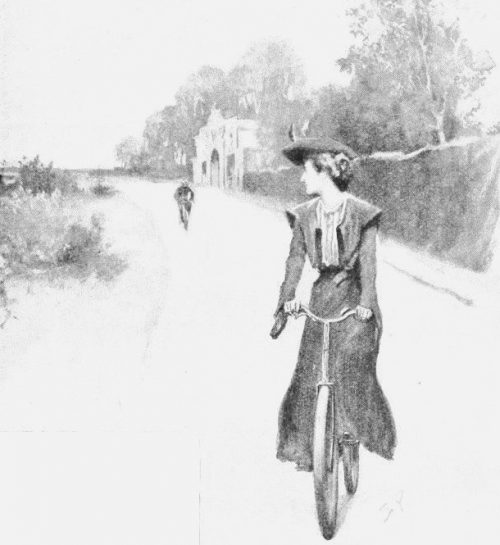 Sherlock Holmes The Solitary Cyclist I slowed down my machine