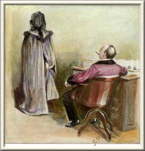 Sherlock Holmes Charles Augustus Milverton You couldn't come any other time-eh?