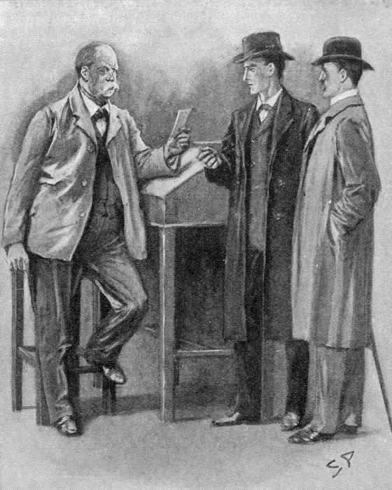 Sherlock Holmes The Six Napoleons Ah, the rascal! he cried