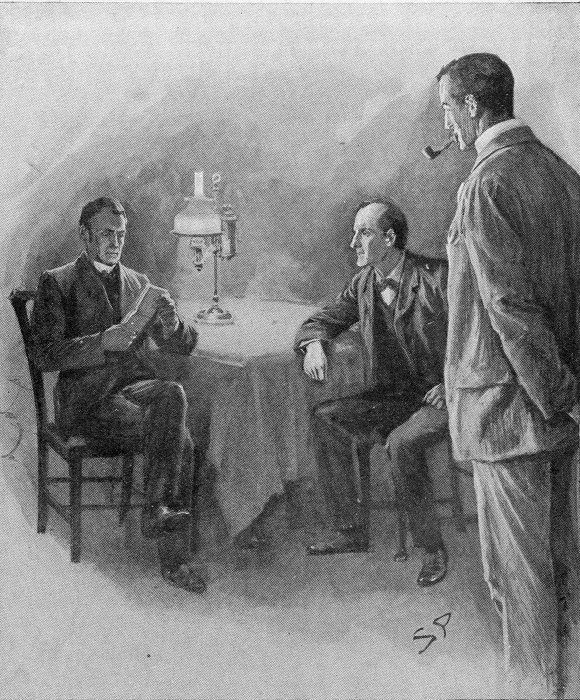 Sherlock Holmes The Six Napoleons Lestrade took out his official note-book and refreshed his memory from its pages