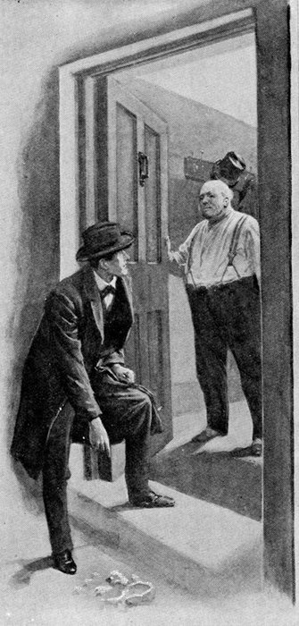 Sherlock Holmes The Six Napoleons the door opened, and the owner of the house, a jovial, rotund figure in shirt and trousers, presented himself