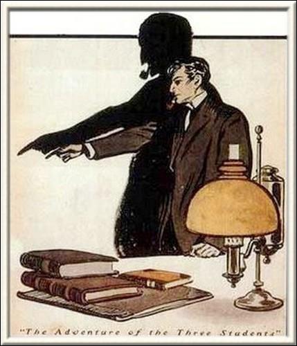 Sherlock Holmes The Adventure of The Three Students