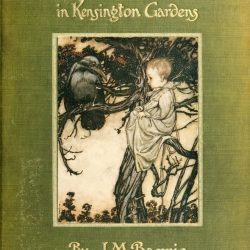 Peter Pan in Kensington Gardens by James Matthew Barrie