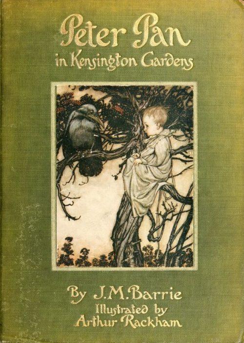 Peter Pan in Kensington Gardens by James Matthew Barrie