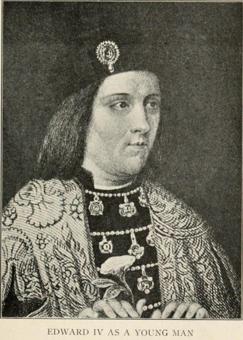 Edward IV As A Young Man