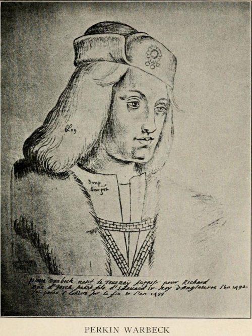 Pretender Perkin Warbeck
