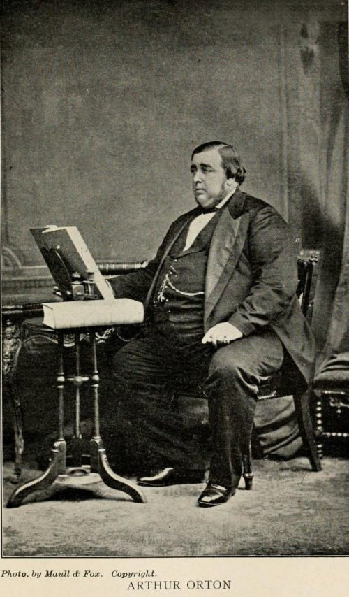 The Tichborne Claimant Arthur Orton