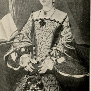 Queen Elizabeth As A Young Woman