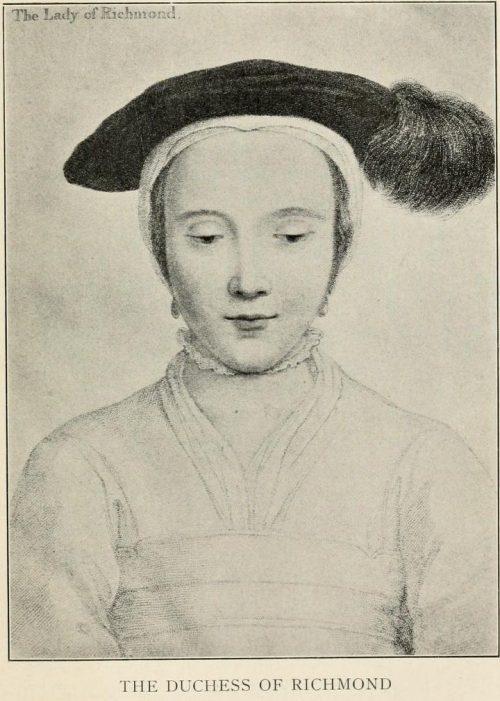 The Duchess Of Richmond