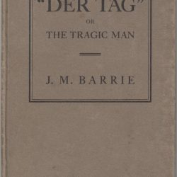 Der Tag by James Matthew Barrie
