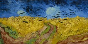 Wheatfield with Crows Painting by Vincent van Gogh