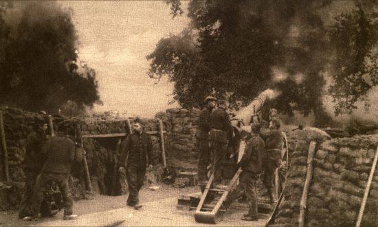 World War I - The Siege of Antwerp (1914)