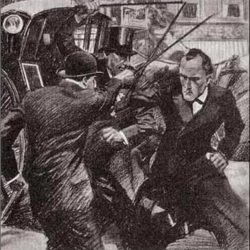 Sherlock Holmes The Illustrious Client the well-known private detective, was the victim this morning of a murderous assault