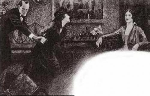 Sherlock Holmes The Illustrious Client With an oath Miss Winter darted forward, and if I had not caught her wrist she would have clutched this maddening woman by the hair