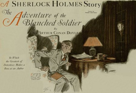 Sherlock Holmes The Adventure of the Blanched Soldier