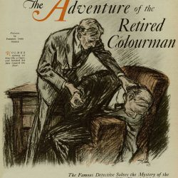 Sherlock Holmes The Adventure of the Retired Colourman