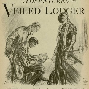 Sherlock Holmes The Adventure of the Veiled Lodger