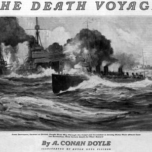 The Death Voyage by A Conan Doyle