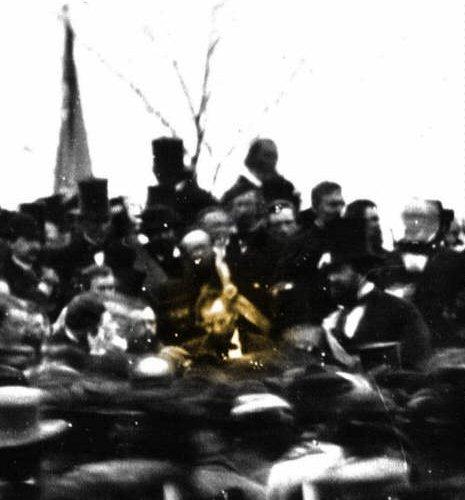 Abraham Lincoln Gettysburg