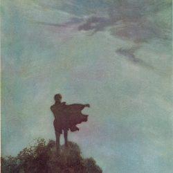 Edgar Allan Poe Alone Poem
