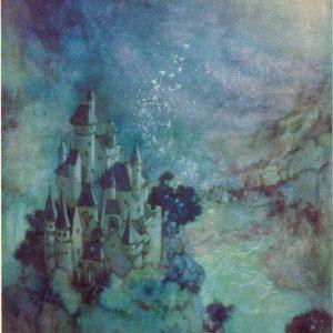 Edgar Allan Poe Fairy Land Poem