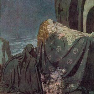 Edgar Allan Poe Lenore Poem
