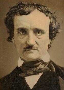 Edgar Allan Poe Photograph