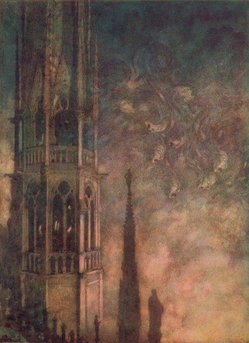 Edgar Allan Poe The Bells Poem