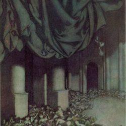 Edgar Allan Poe The Conqueror Worm Poem