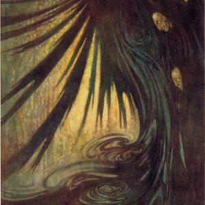 Edgar Allan Poe The Haunted Palace Poem