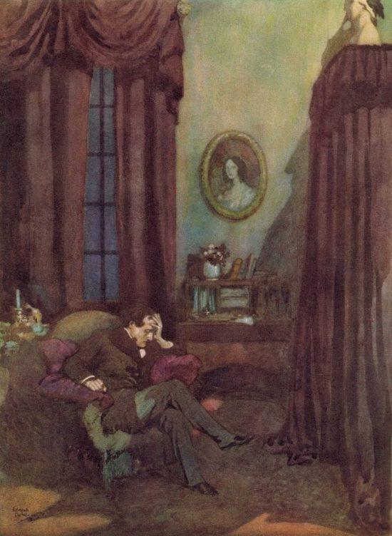 Edgar Allan Poe The Raven Poem