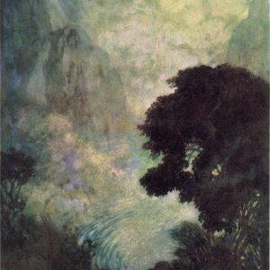 Edgar Allan Poe The Valley Of Unrest Poem