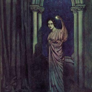 Edgar Allan Poe To Helen Poem