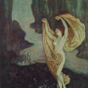 Edgar Allan Poe To One In Paradise Poem