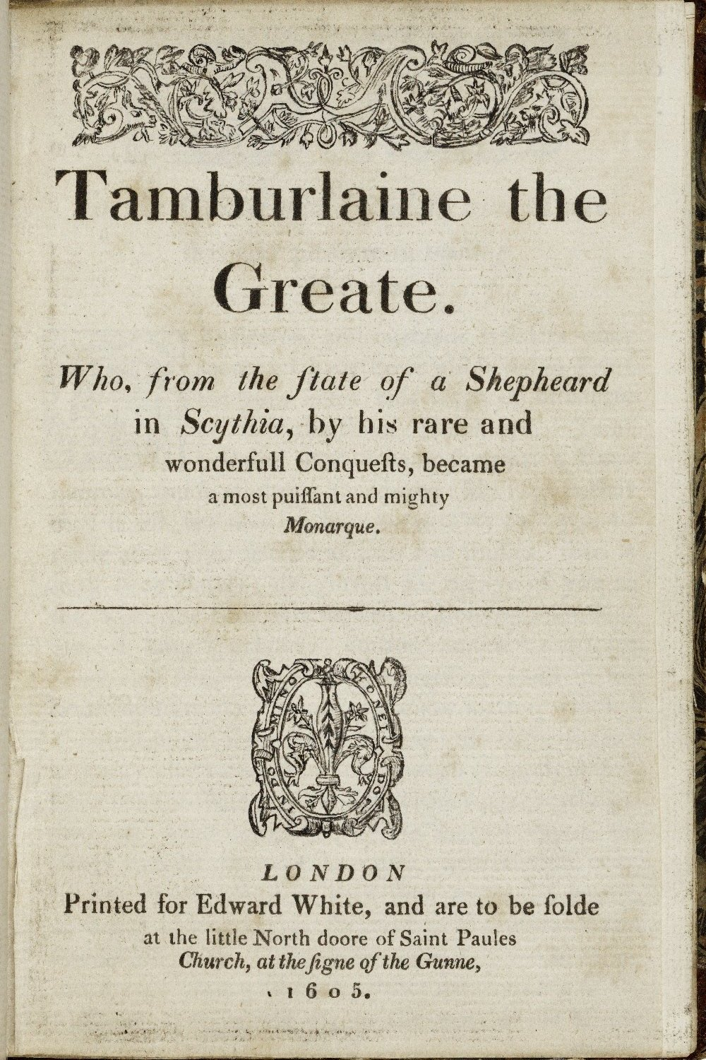 tamburlaine the great Complete summary of christopher marlowe's tamburlaine the great enotes plot summaries cover all the significant action of tamburlaine the great.